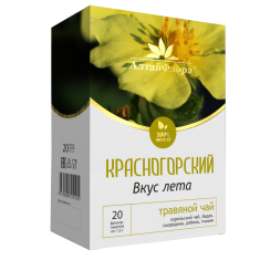 """Красногорский """"Вкус лета"""""""