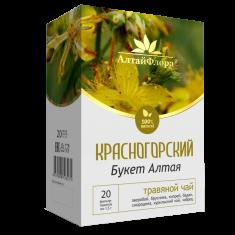 """Чайный напиток """"Букет Алтая"""" Красногорский"""