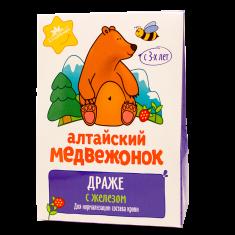 «Алтайский медвежонок» с железом