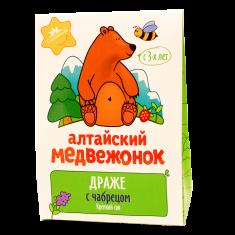 «Алтайский медвежонок» с чабрецом