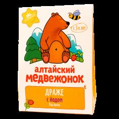 «Алтайский медвежонок» с йодом