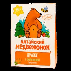 «Алтайский медвежонок» с облепихой